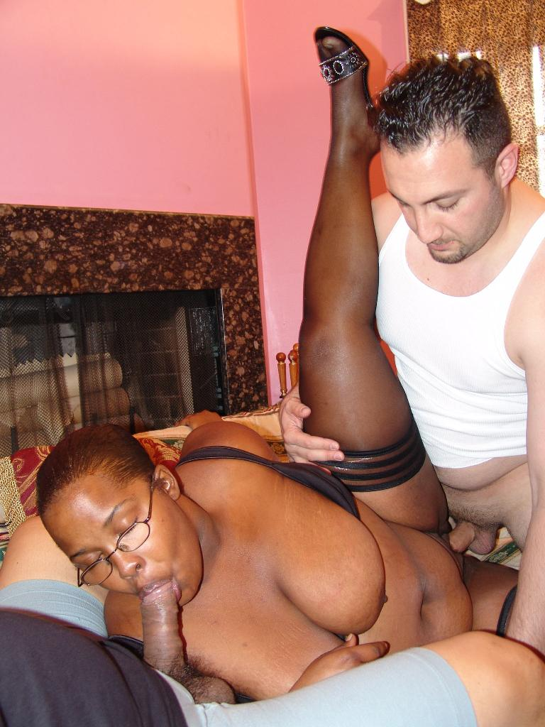 Black White Girl Threesome Pov