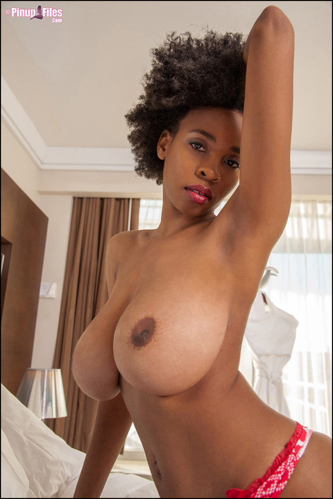 Girls black perfect nude busty